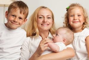 Каков материнский капитал за третьего ребенка Советник